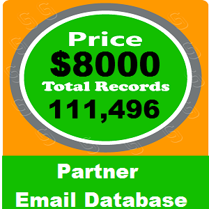 Partner Email Database