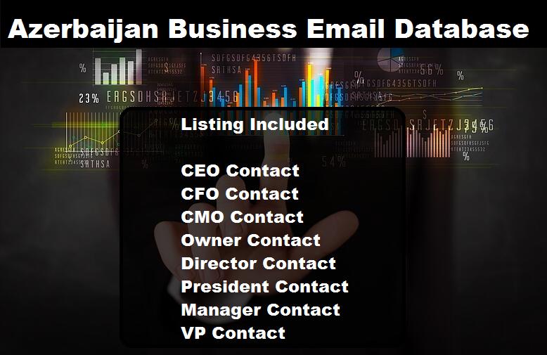 Azerbaijan Business Email Database