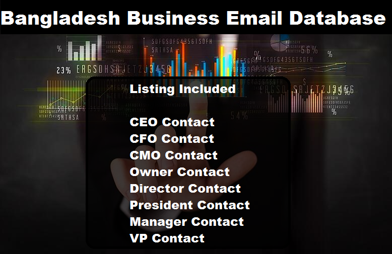 Bangladesh Business Email Database