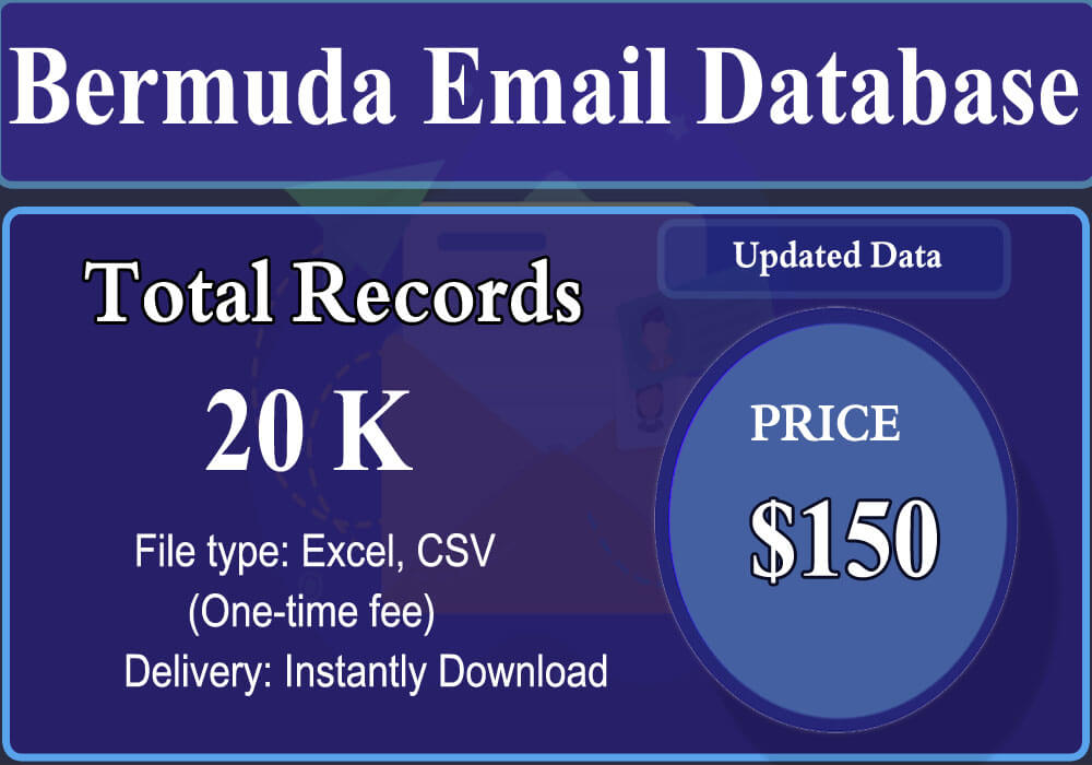 Bermuda Email Database
