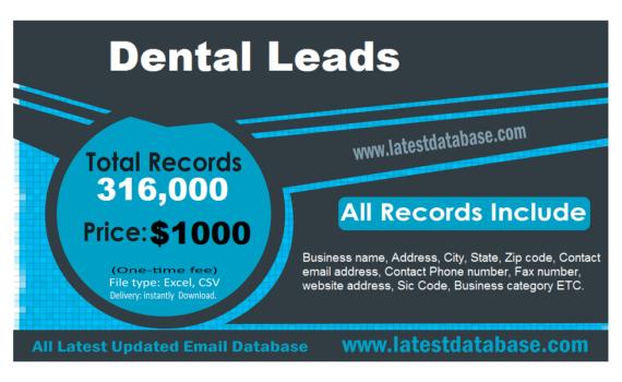 Dental Leads