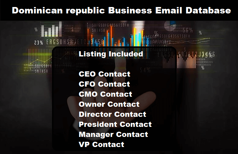 Dominican republic Business Email Database