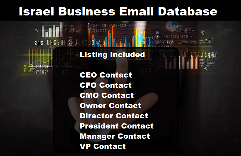 Israel Business Email Database