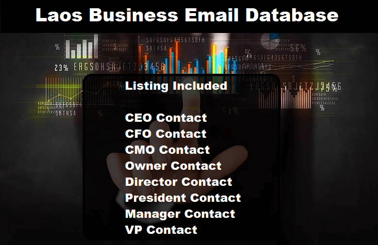 Laos Business Email Database