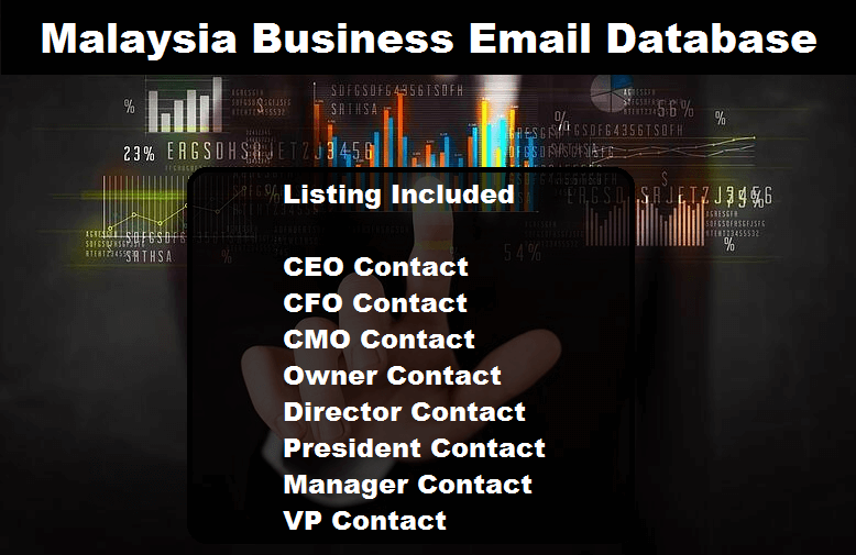 Malaysia Business Email Database