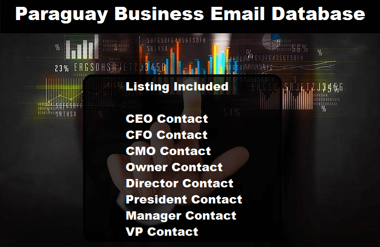 Paraguay Business Email Database