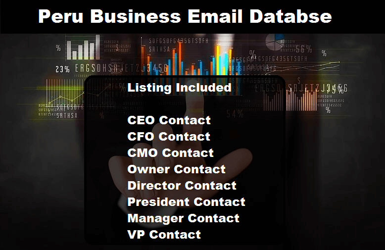 Peru Business Email Databse