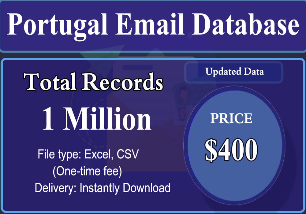 Portugal Email Database