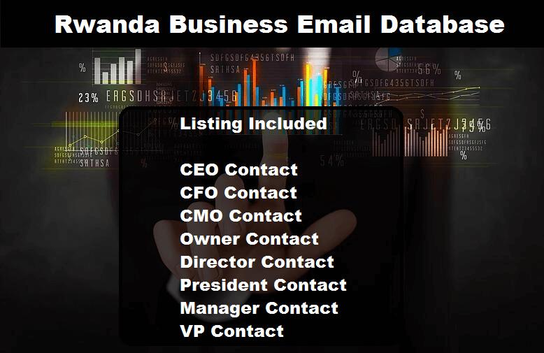 Rwanda Business Email Database