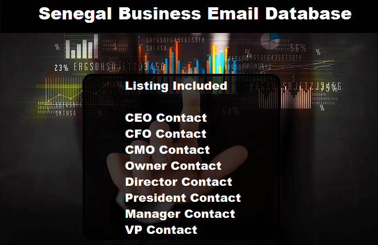 Senegal Business Email Database