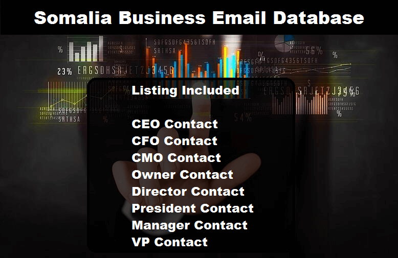 Somalia Business Email Database