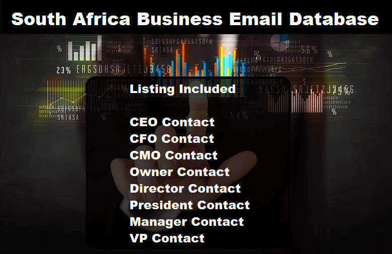 South Africa Business Email Database