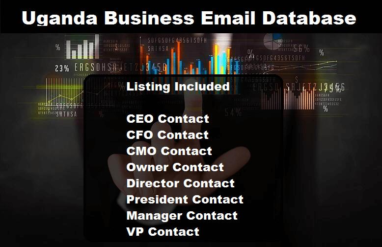 Uganda Business Email Database