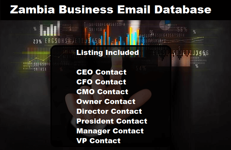 Zambia Business Email Database